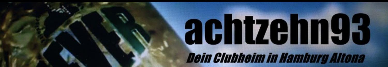achtzehn93 Clubheim des AFC